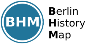 Berlin History Map Logo